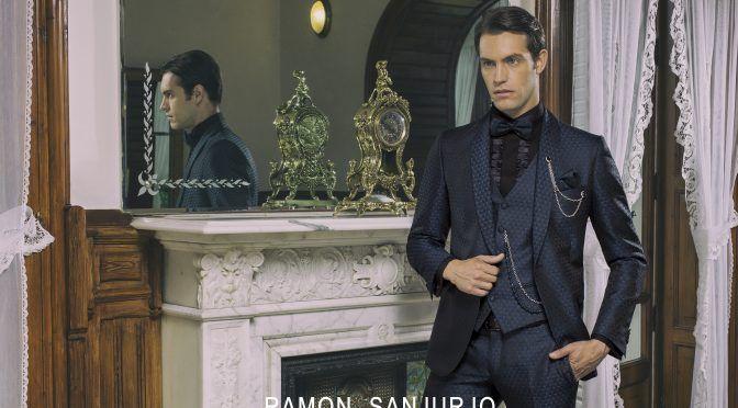 (ES) La época dorada de los años 20 se traslada a nuestra época en una reinterpretación hecha por Ramón Sanjurjo.